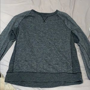 Men mossimo large sweater thermal